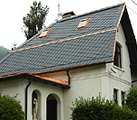 Kodest - Fotogalerie - opravy střech